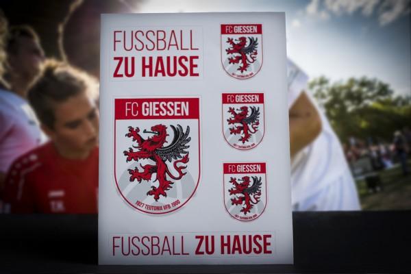 FC Giessen Sticker